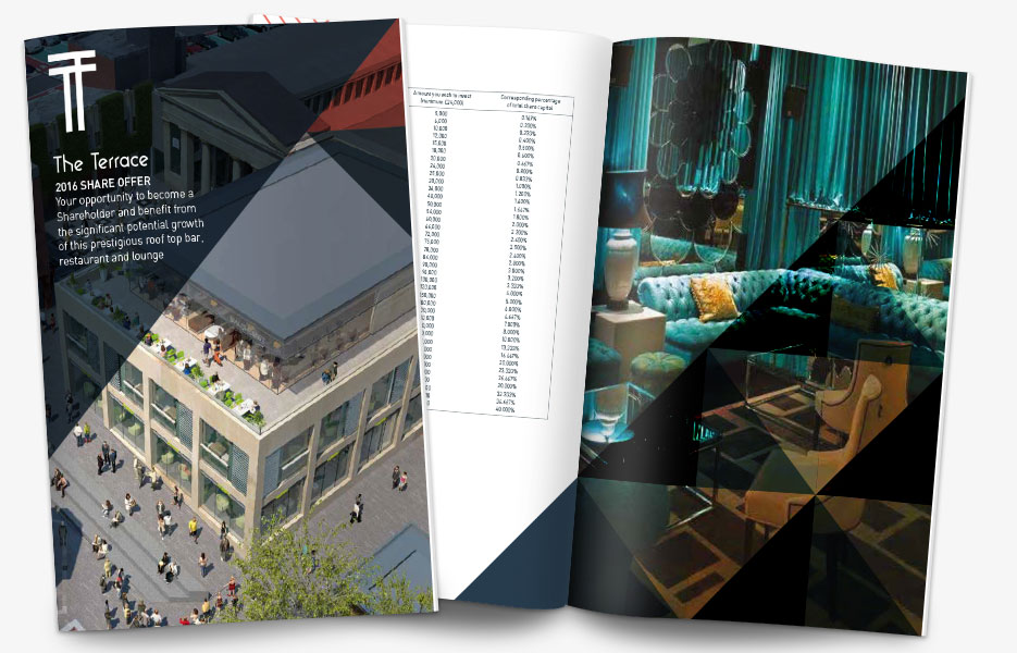 The Terrace Investment Brochure